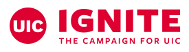 Ignite | The Campaign for UIC